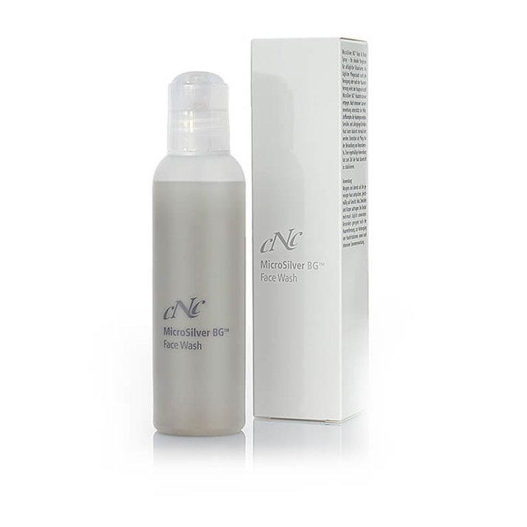 MicroSilver BG™ Face Wash - attīrošs gēls taukainai un problēmātiskai ādai ar sudrabu 100ml