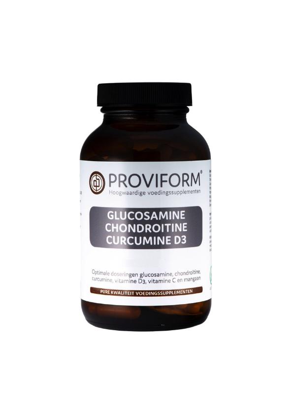 Glikozamīns ar kurkumīnu