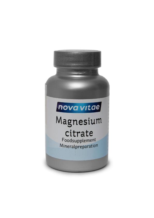 Organiskais magnijs - magnija citrāts 200mg