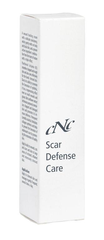 SCAR DEFENSE CARE - intensīvs brūču un kairinātas ādas dziedinošs krēms 30ml